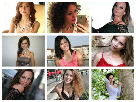 Hungarian Dating Members Preview